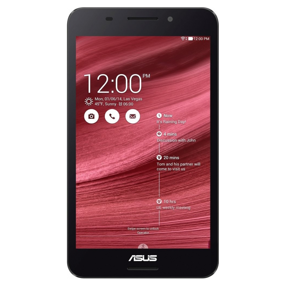 Планшет Asus Fonepad 7 8GB Red (FE 375 CXG)