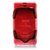 Чехол ZENUS iPhone 4/4S Leather Case 'Prestige' Italian Jacket Series - Red