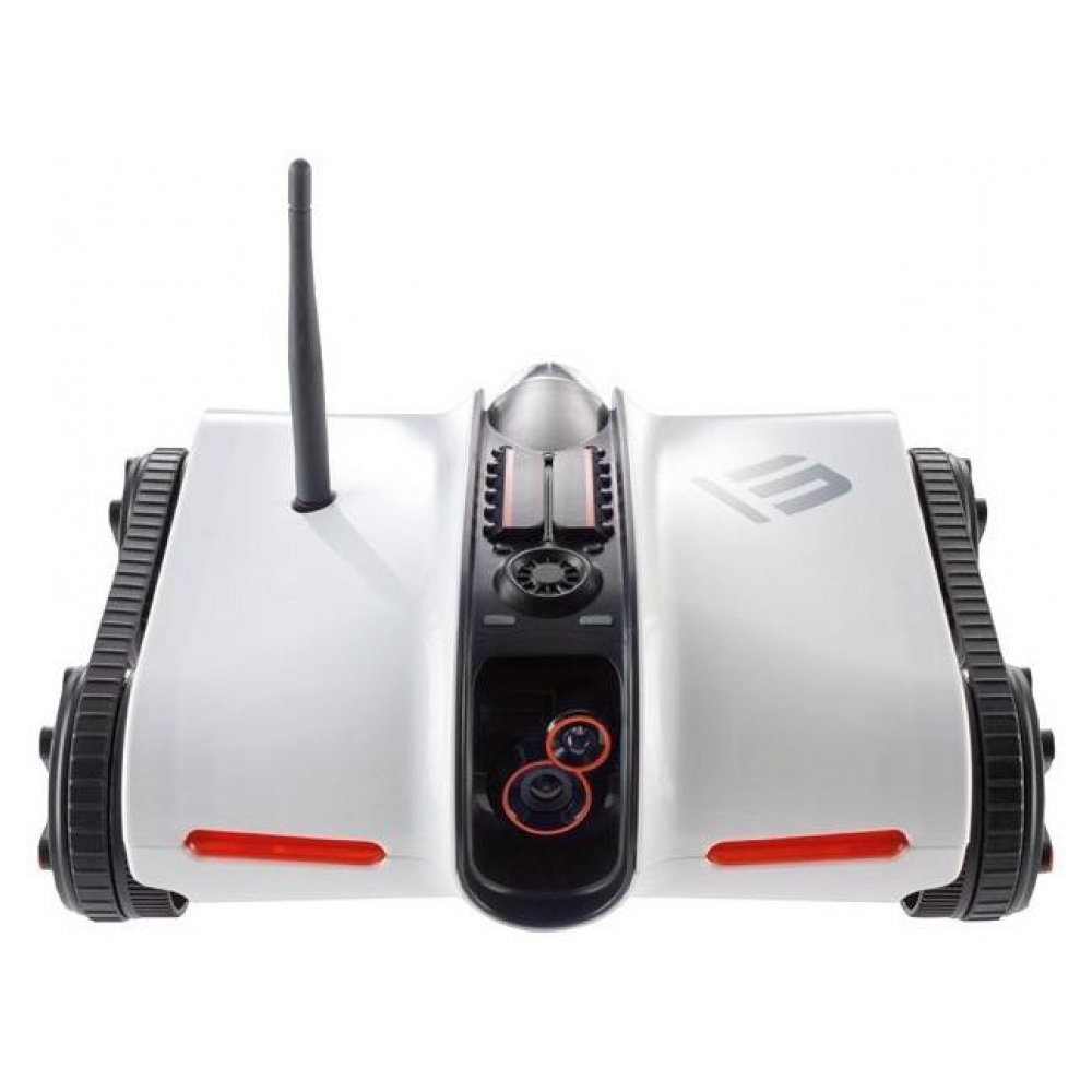 Brookstone Rover App-Controlled Spy Tank with Night Vision