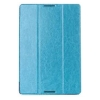 Чехол Classic Slim Stand Leather Case для Lenovo A7600 Blue
