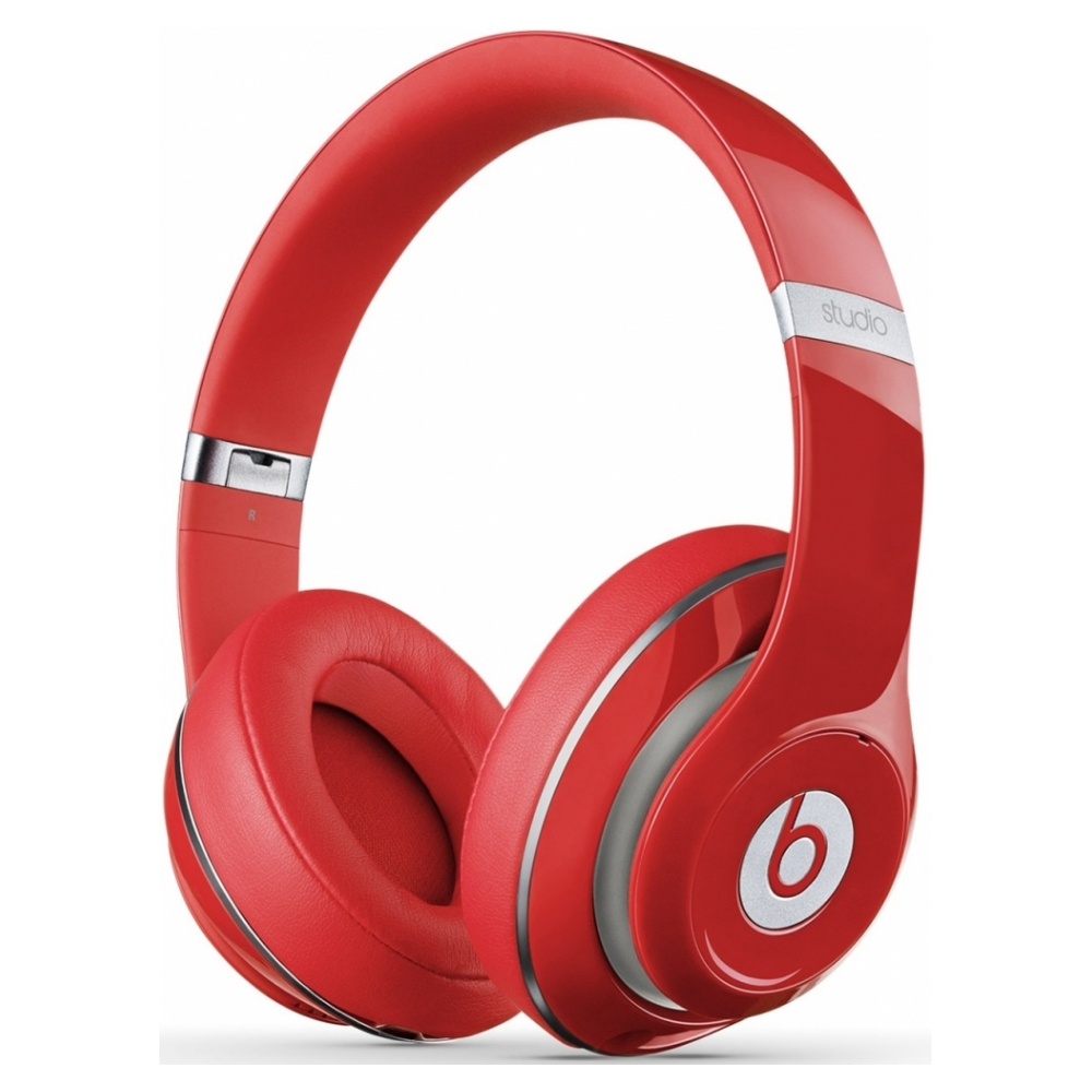 Наушники Beats by Dr. Dre New Studio Red
