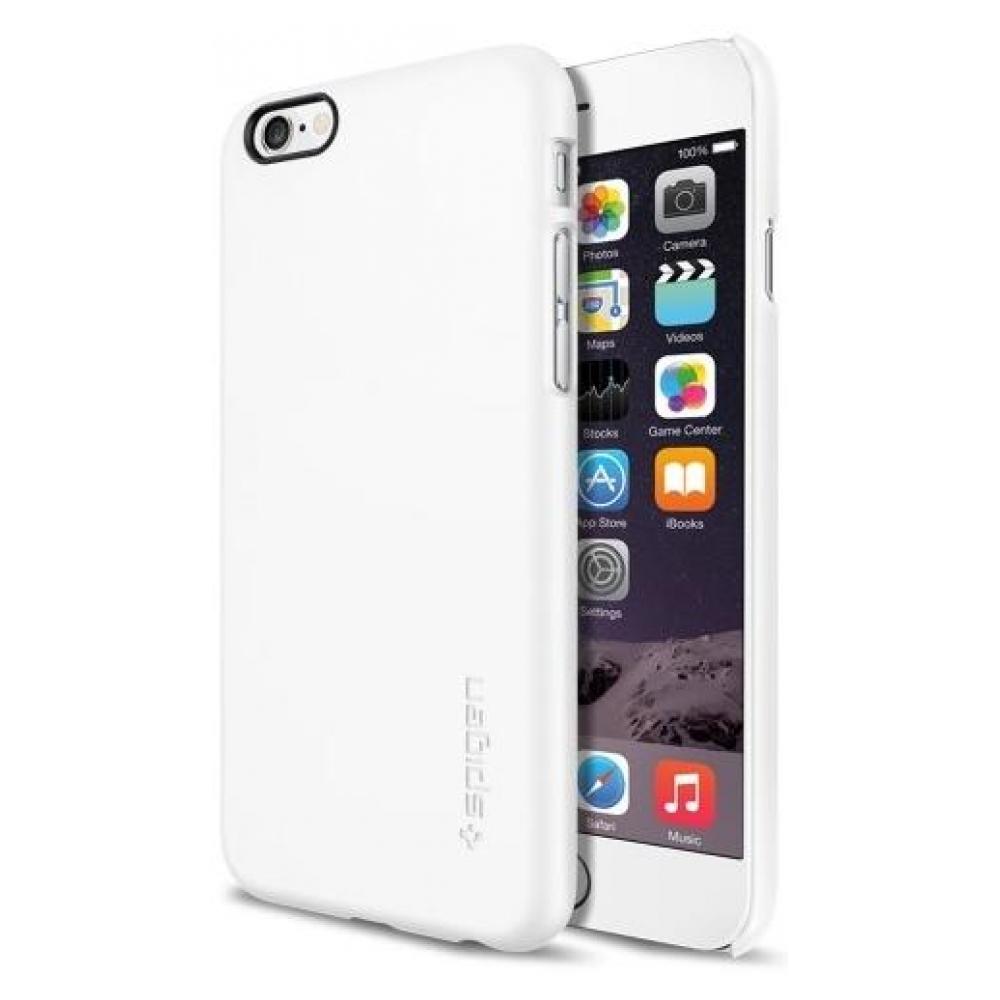 Чехол SGP Case Thin Fit Smooth White для iPhone 6S/6 (SGP10937)