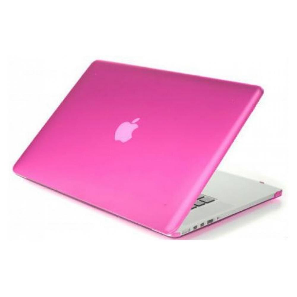 "Чехол для ноутбука iPearl Crystal Case для MacBook Pro 13"" Pink"