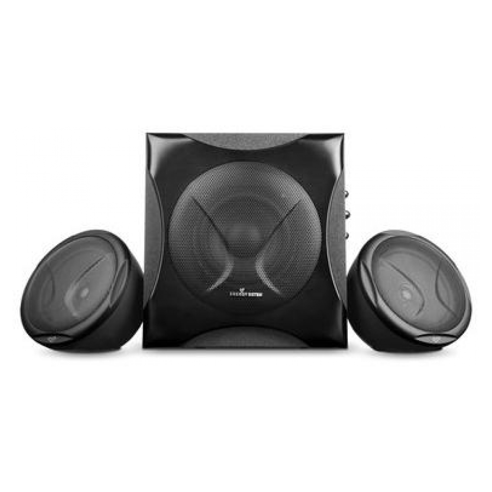 EnergiSistem Energy LoudSpeakers 2.1 MP3 Sound System 400 Black (RMS:40W, USB, SD)
