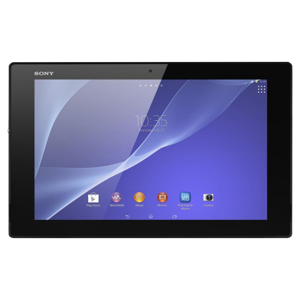 Планшет Sony Xperia Tablet Z2 LTE/4G 16GB Black (SGP521)