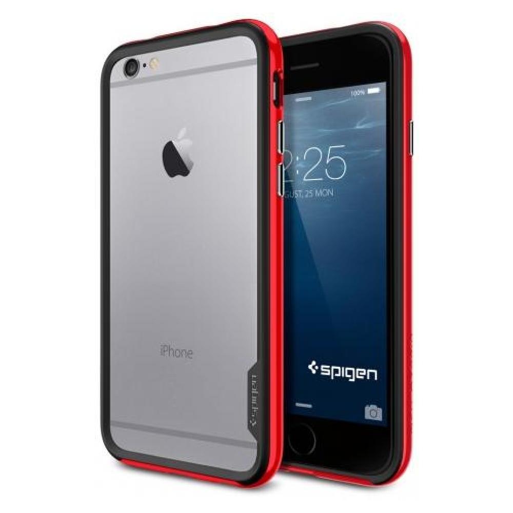 Чехол SGP Case Neo Hybrid EX Series Dante Red для iPhone 6S/6 (SGP11025)