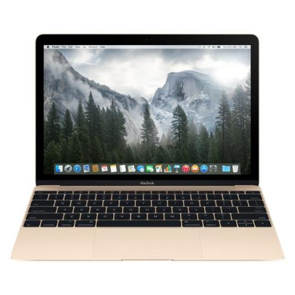 "Ноутбук Apple MacBook 12"" Gold (Z0RX00002)"