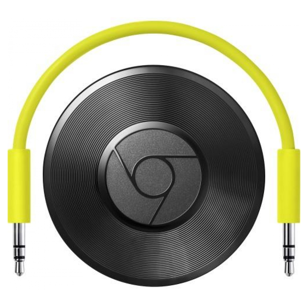 Медиаплеер Google Chromecast Audio Black