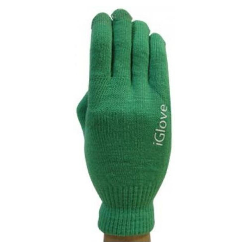 Перчатки для сенсорных экранов Touch iGloves Green