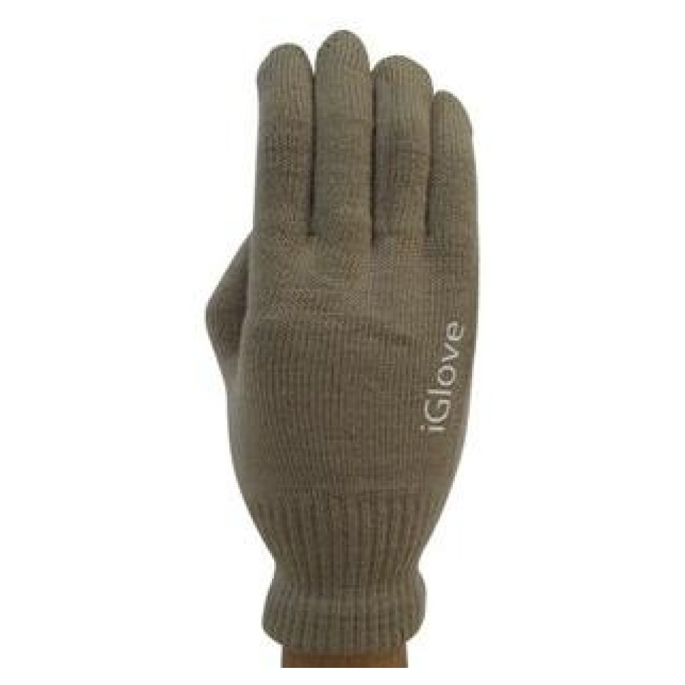 Перчатки для сенсорных экранов Touch iGloves Brown