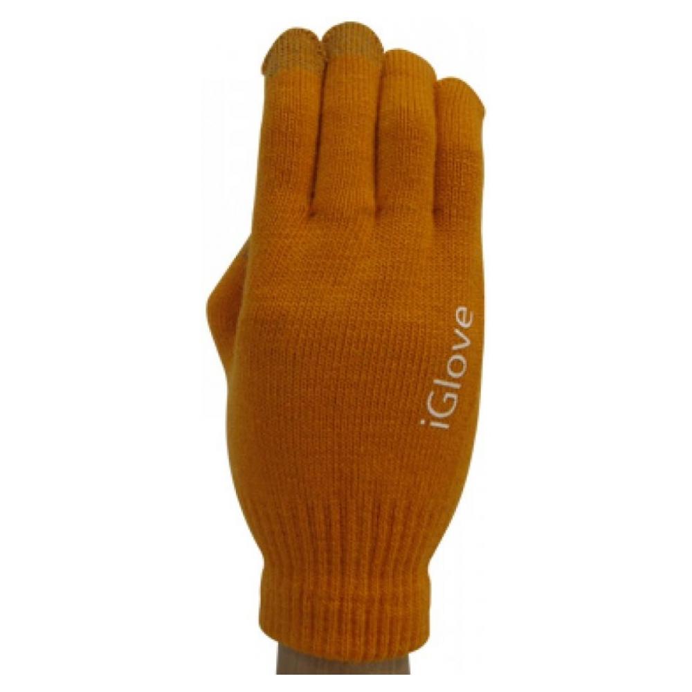 Перчатки для сенсорных экранов Touch iGloves Orange
