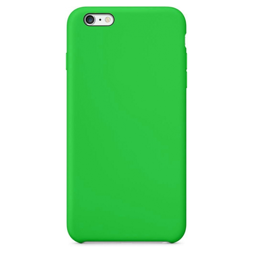 Чехол Soft-touch Case для iPhone 6S+/6+ Green