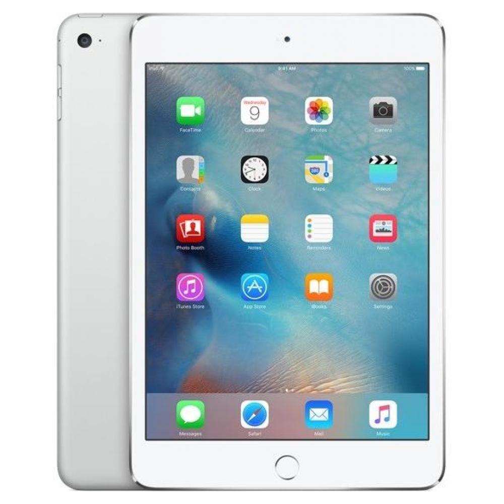 Планшет Apple iPad mini 4 Wi-Fi 4G 64GB Silver (MK732RK/A) UA UCRF