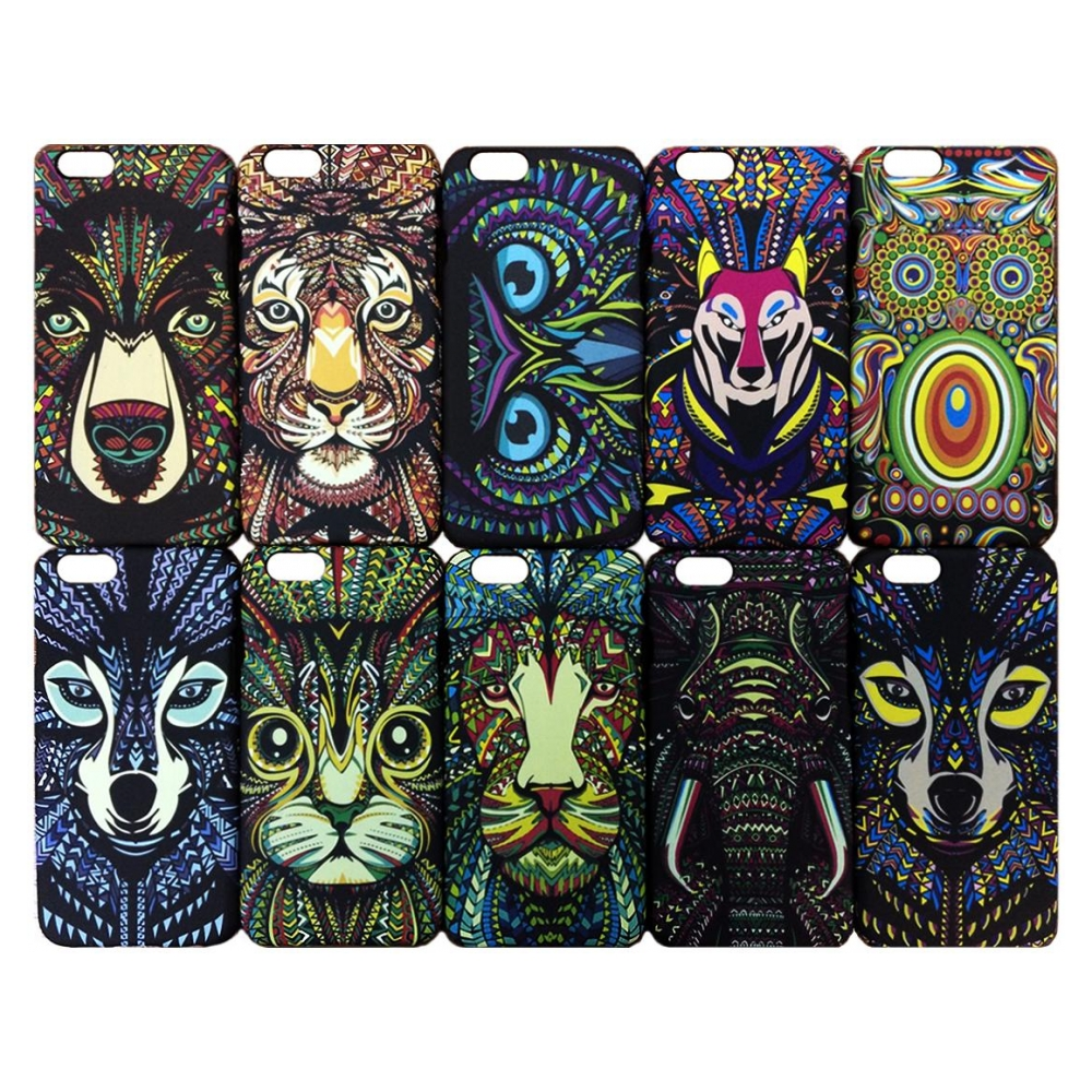 Чехол Animals Case для iPhone 6S/6