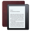 Электронная книга Amazon Kindle Oasis with Leather Charging Cover Red (Certified Refurbished)
