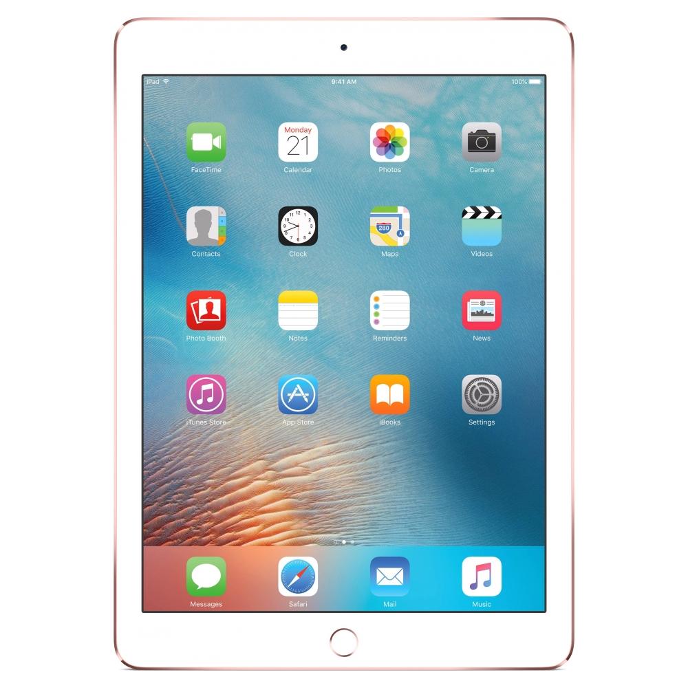 Планшет Apple iPad Pro 9.7 Wi-Fi 4G 256GB Rose Gold (MLYM2RK/A) UA UCRF