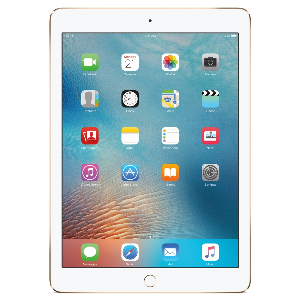 Планшет Apple iPad Pro 9.7 Wi-Fi 256GB Gold (MLN12RK/A) UA UCRF