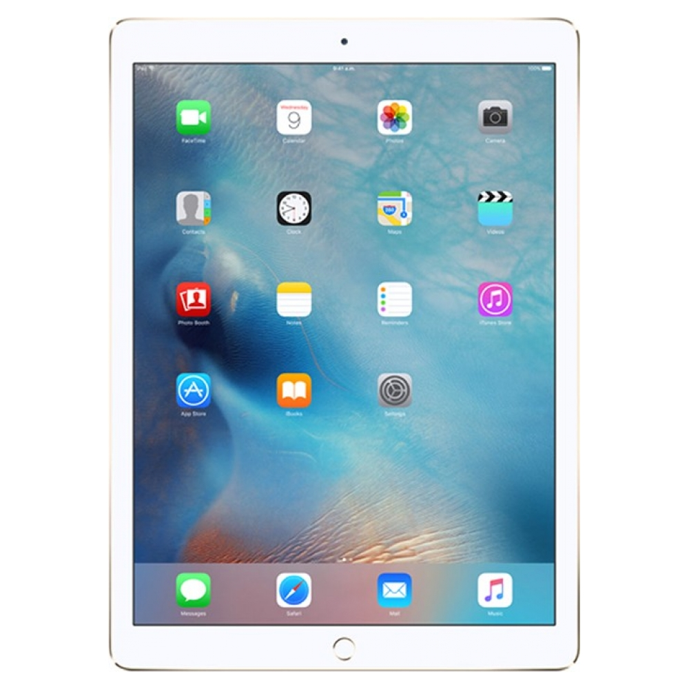 Планшет Apple iPad Pro 9.7 Wi-Fi 128GB Gold (MLMX2RK/A) UA UCRF