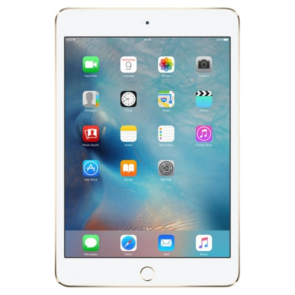 Планшет Apple iPad mini 4 Wi-Fi 4G 128GB Gold (MK782RK/A) UA UCRF