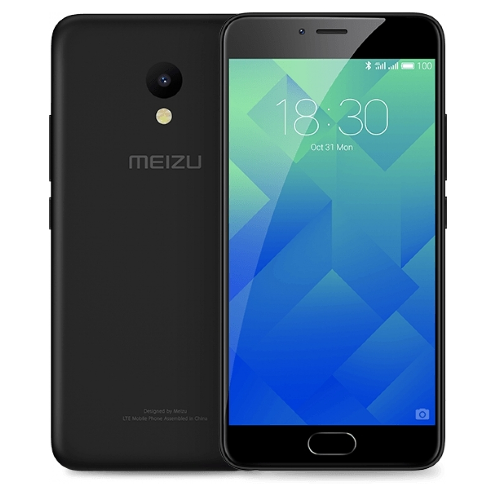 Смартфон Meizu M5 16GB Matte Black