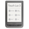 Электронная книга Pocketbook Touch Lux 3 Gray (PB626(2)-Y-CIS)