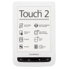 Электронная книга Pocketbook Touch Lux 2 626 White (PB626(2)-D-CIS)
