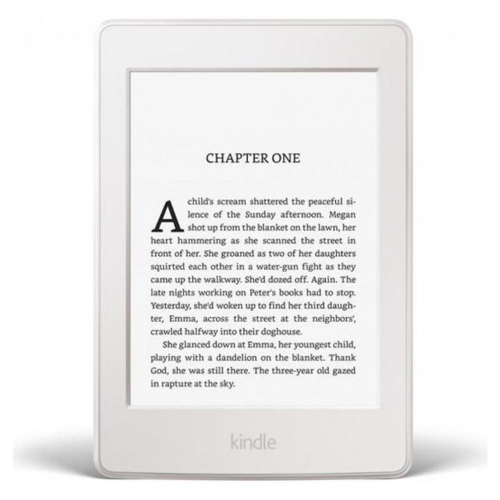 Электронная книга Amazon Kindle Paperwhite 2016 White Certified Refurbished
