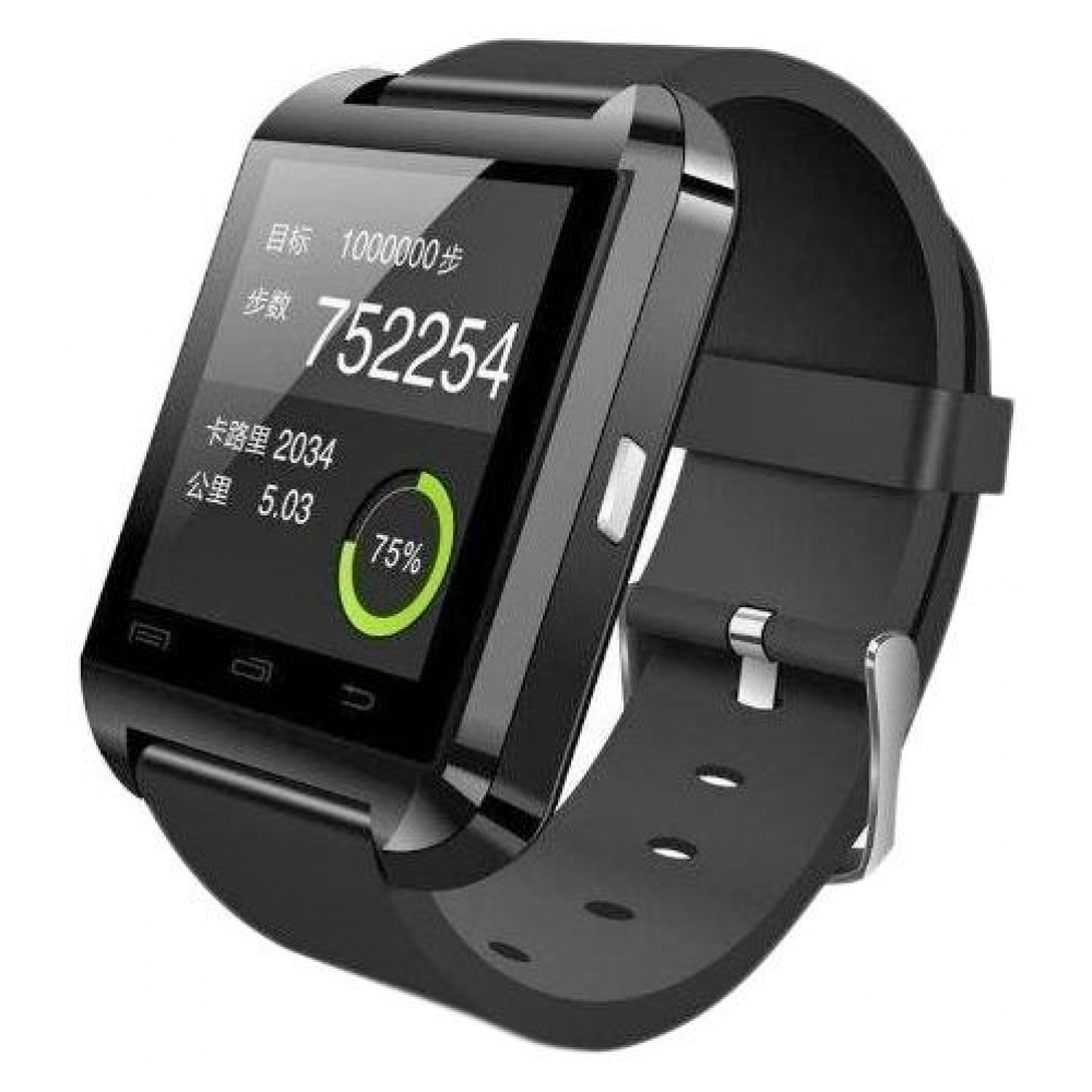 Умные часы ATRIX Smart watch E08.0 Black