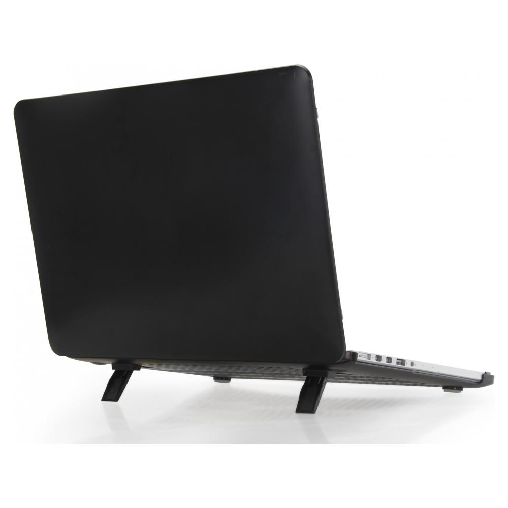 """Чехол iPearl Ice-Satin Case for MacBook Pro 15"""" 2016 Black"""
