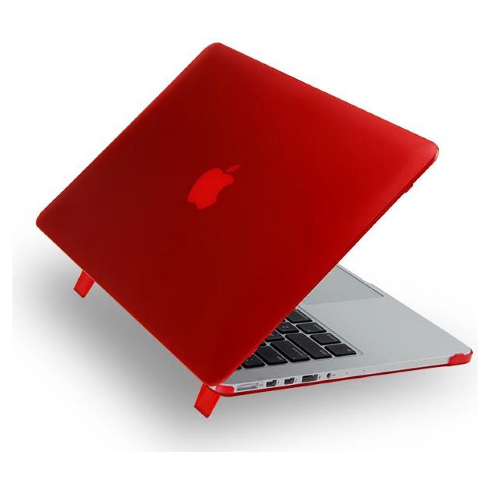 "Чехол iPearl Ice-Satin Case for MacBook Pro 15"" 2016 Red"