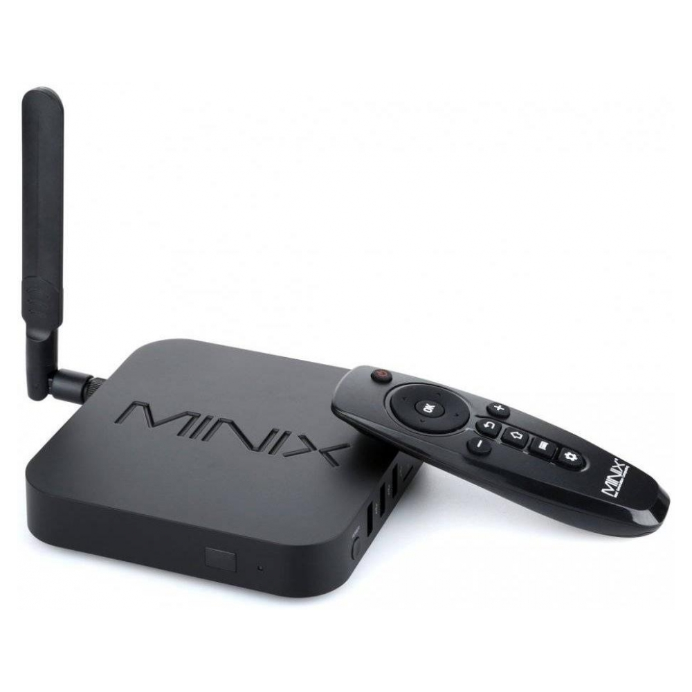 Медиаплеер Smart TV MINIX Neo U9-H