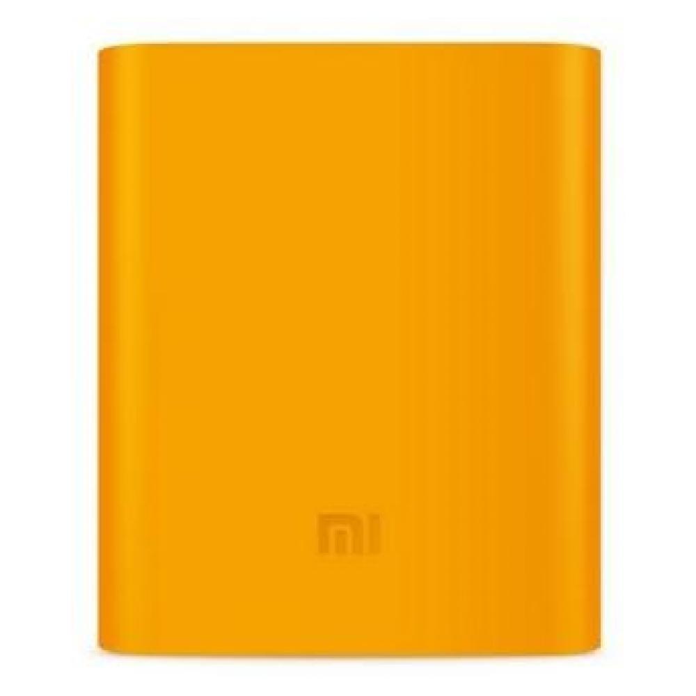 Силиконовый чехол для Xiaomi Power Bank V2 10000mAh Orange
