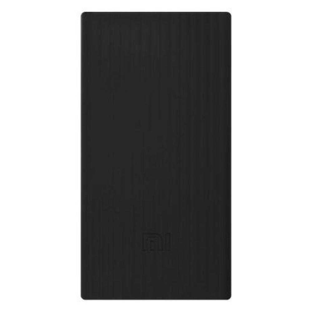 Силиконовый чехол для Xiaomi Power Bank V2 20000mAh Black