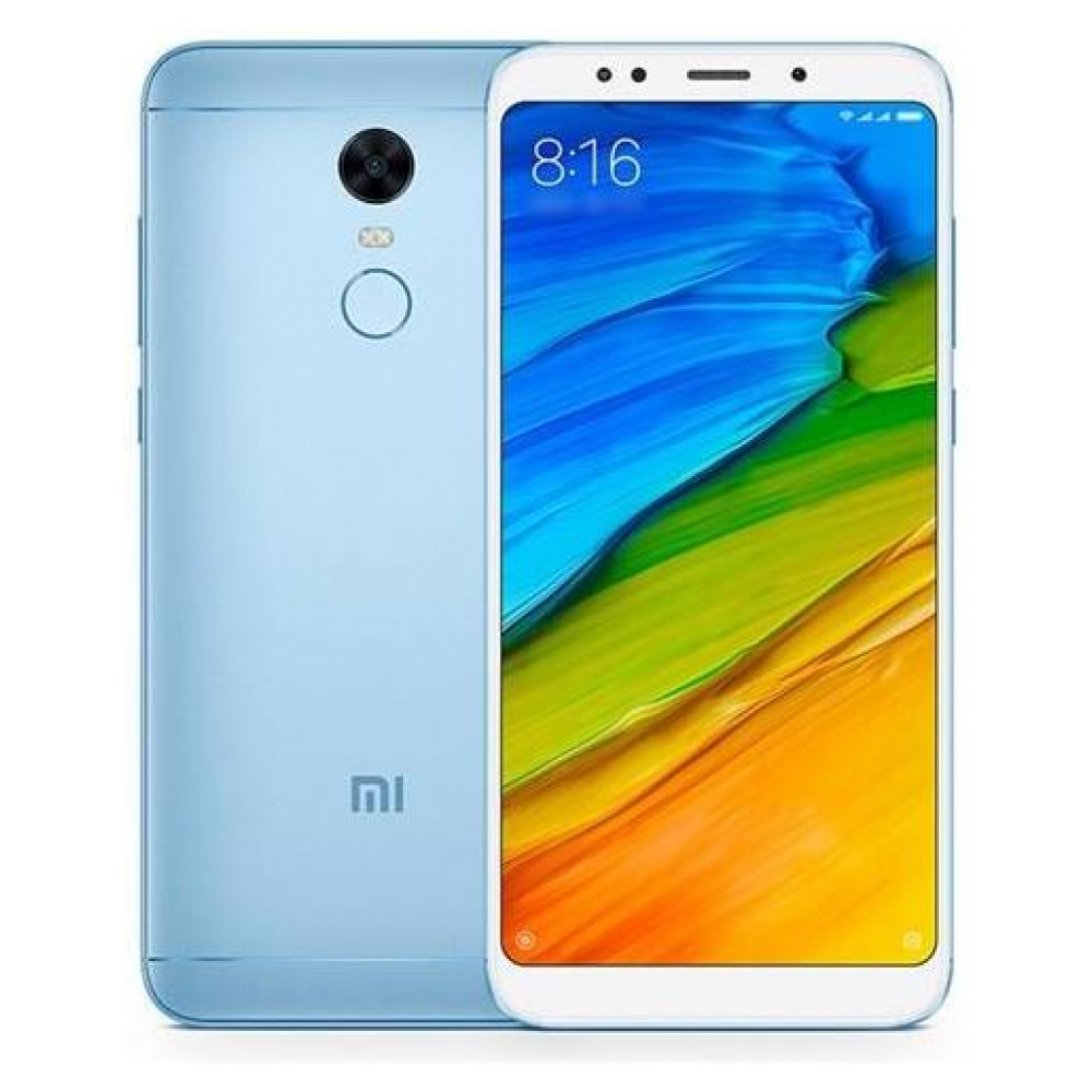 Смартфон Xiaomi Redmi 5 Plus 4/64GB Blue