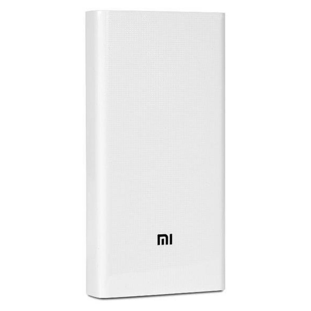 Повербанк Xiaomi Mi Power Bank 2C 20000mAh White (PLM06ZM)
