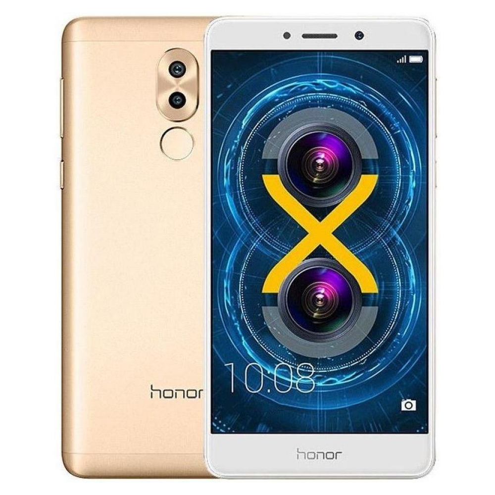 Смартфон Honor 6X 4/64GB Dual Gold