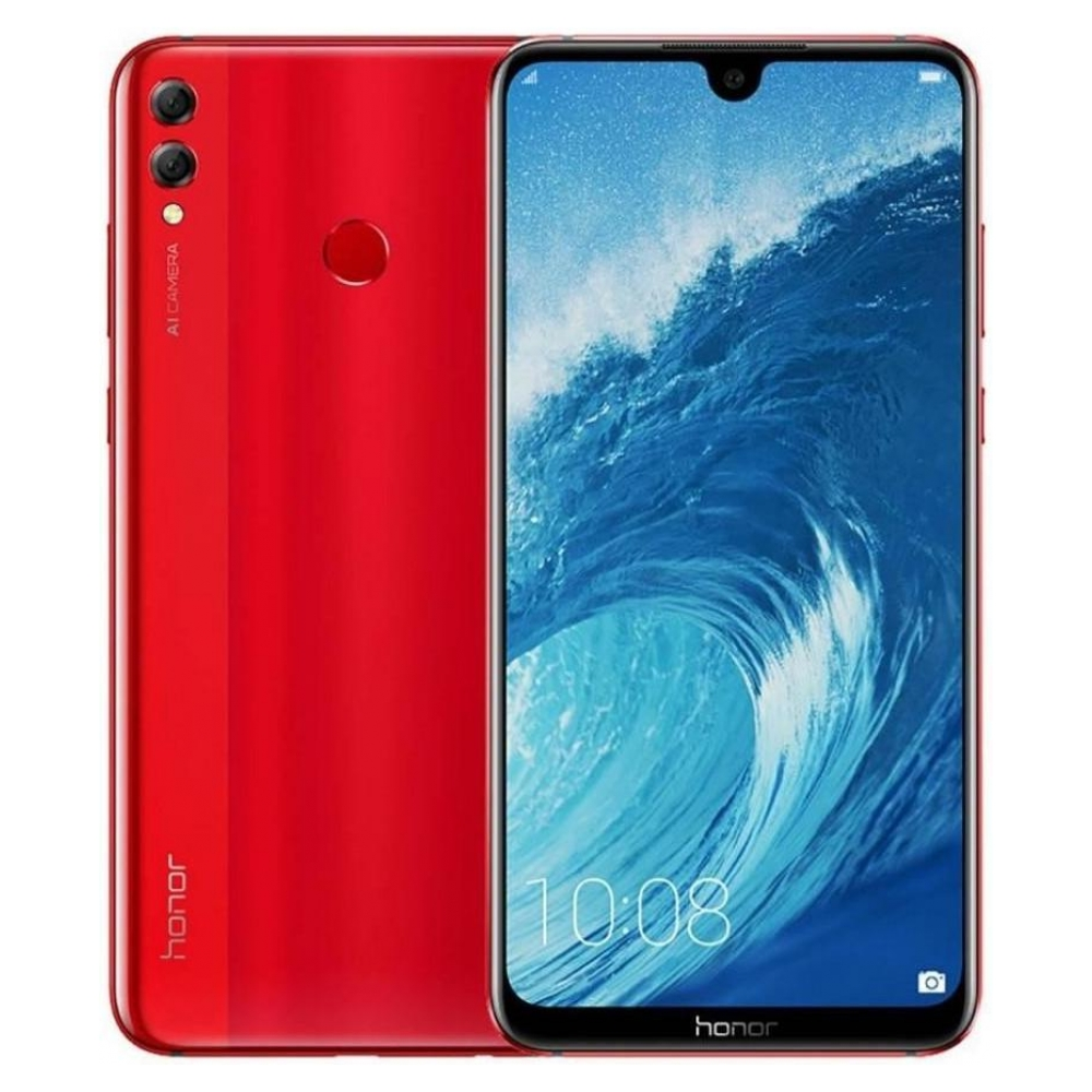 Смартфон Honor 8x Max 6/64GB Red