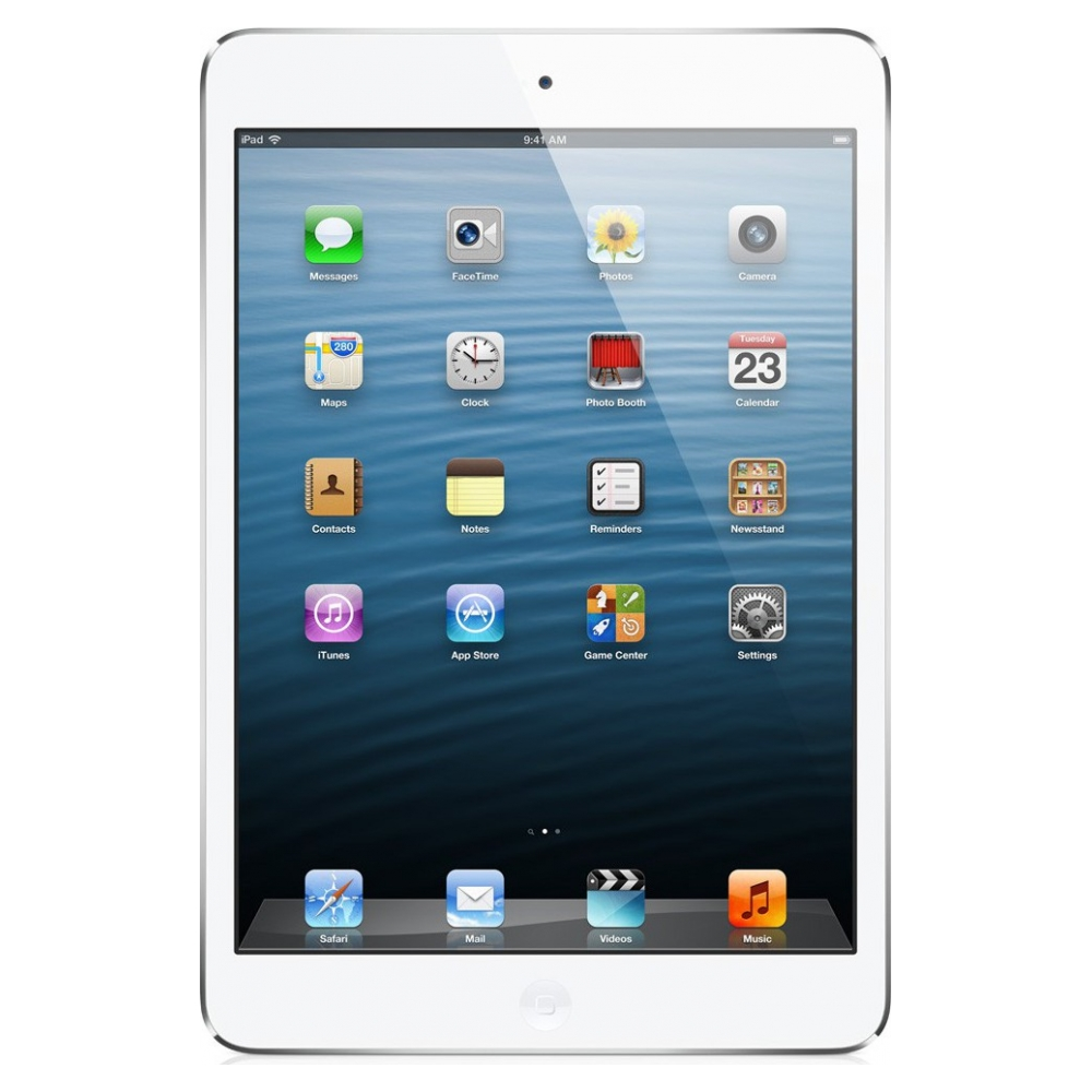 Планшет Apple iPad Air Wi-Fi 16GB Silver (MD788TU/A) UA UCRF