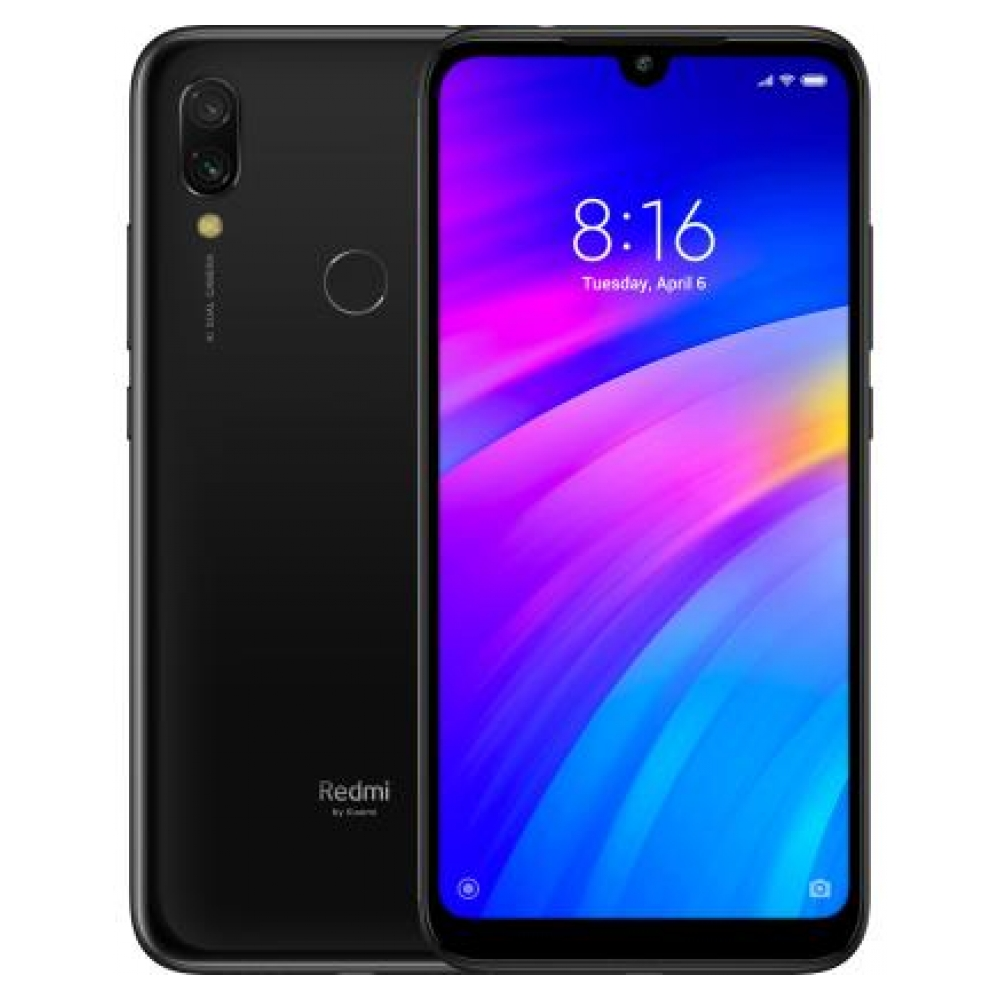 Смартфон Xiaomi Redmi 7 3/64GB Black (Global Version)