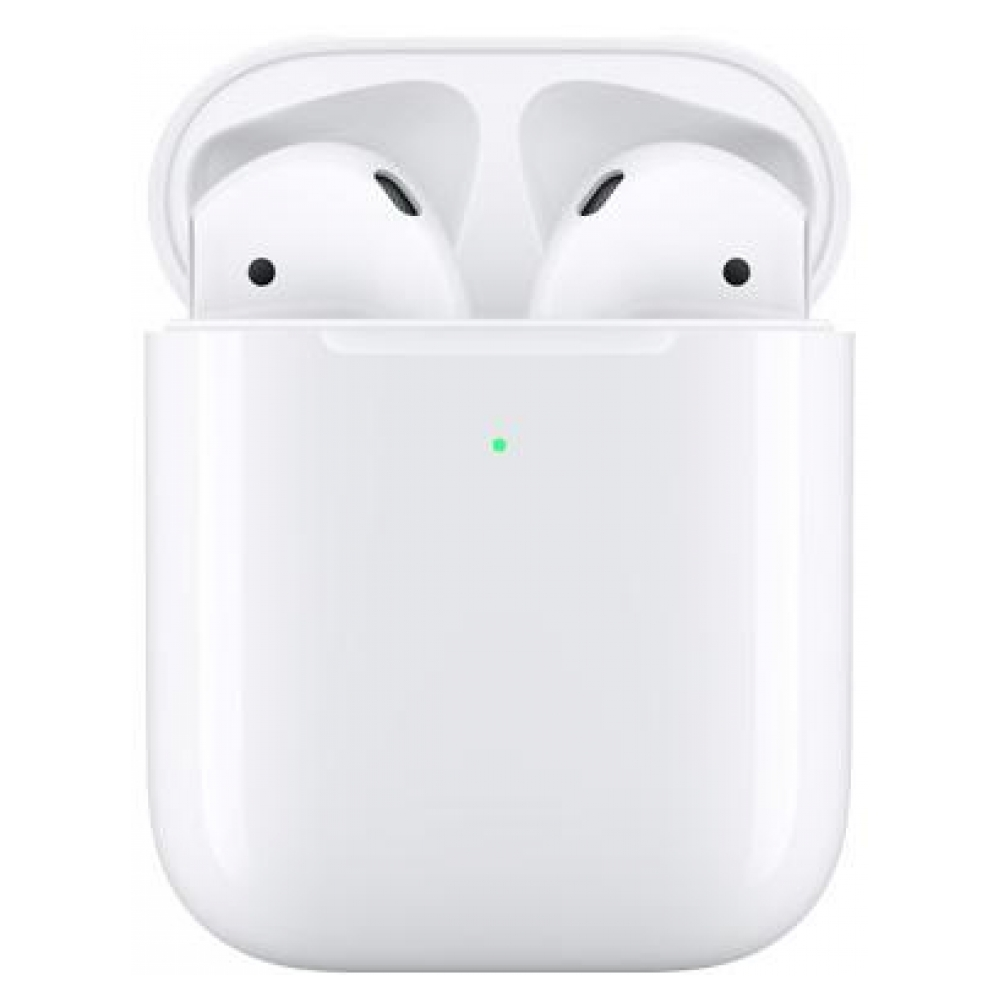 Наушники TWS Apple AirPods with Wireless Charging Case (MRXJ2)