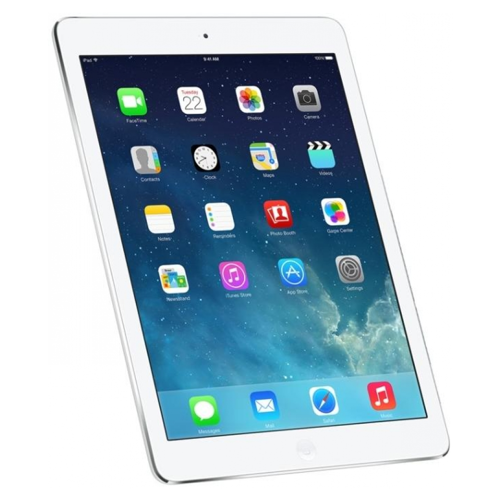Планшет Apple iPad Air Wi-Fi 32GB Silver (MD789TU/B) UA UCRF
