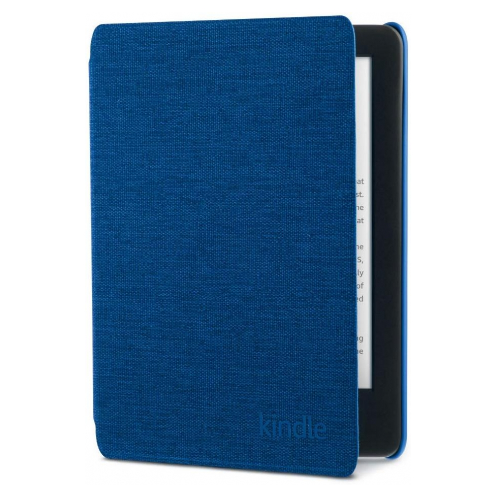 Чехол Kindle Paperwhite Water-Safe Fabric Cover (10th Gen) Marine Blue
