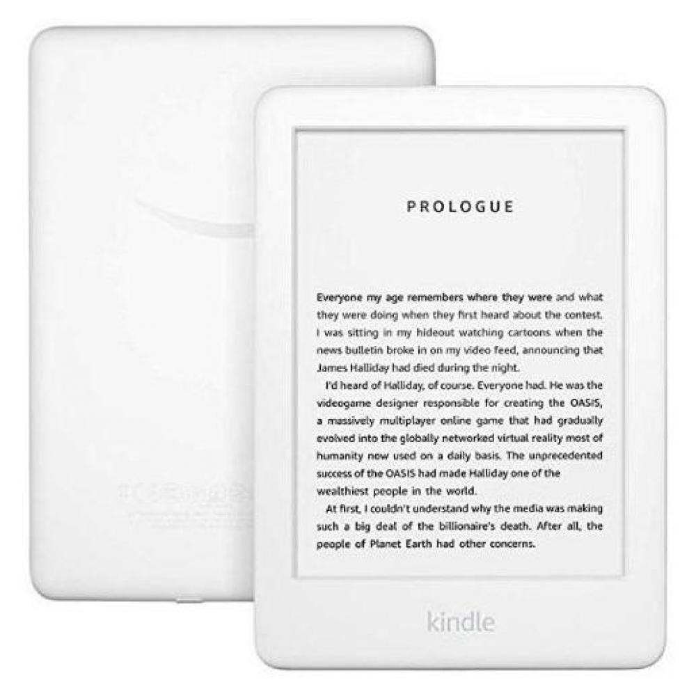 Электронная книга Amazon Kindle All-new 10th Gen. 2019 White