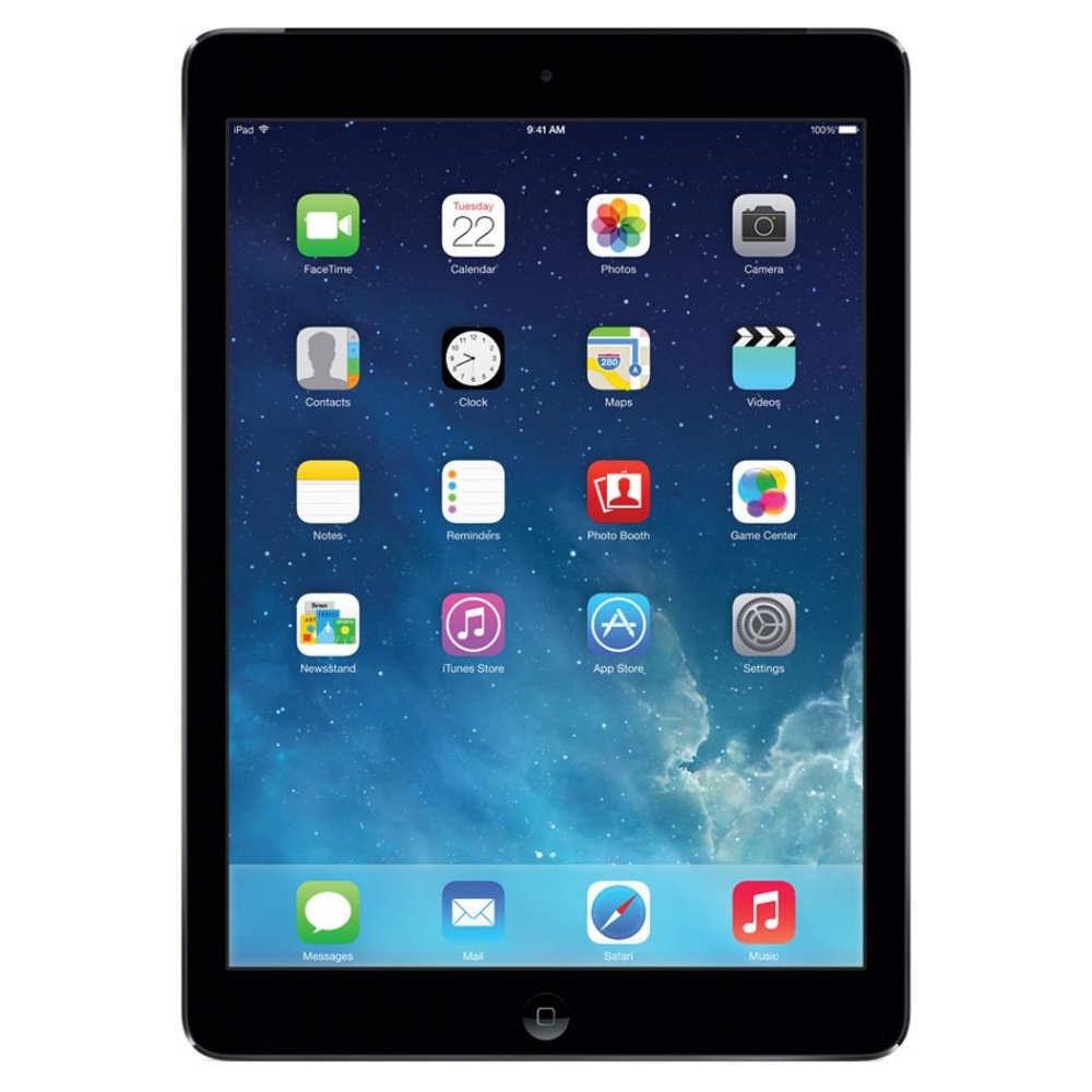 Планшет Apple iPad Air Wi-Fi 4G 32GB Space Gray (MD792TU/B) UA UCRF