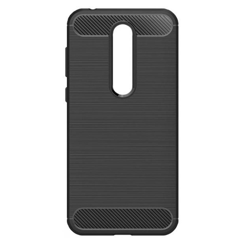Чехол ArmorStandart Soft Shell Series для Nokia 6.1 Plus Black (ARM53748)