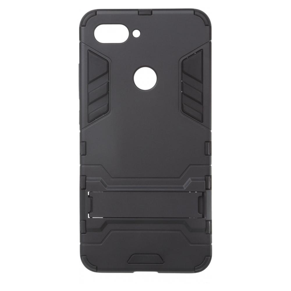 Чехол ArmorStandart Hard Defence для Xiaomi Mi 8 Lite Black (ARM54203)