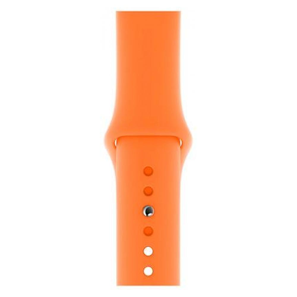 Ремешок ArmorStandart Sport Band (3 Straps) для Apple Watch 38-40 mm Orange (ARM49078)