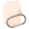 Чехол Armorstandart Hang Case для Apple AirPods Pink Sand (ARM53776)