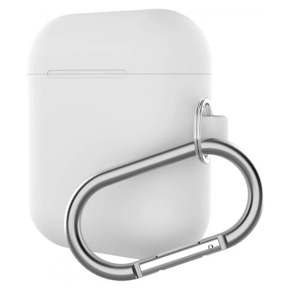 Чехол Armorstandart Hang Case для Apple AirPods White (ARM53779)
