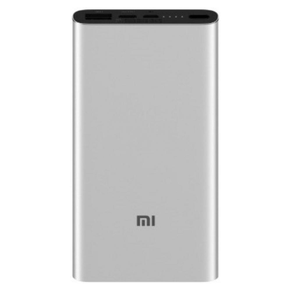 Внешний аккумулятор Xiaomi Mi Power bank 3 10000mAh Silver (PLM13ZM)